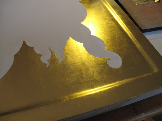 water gilding icon