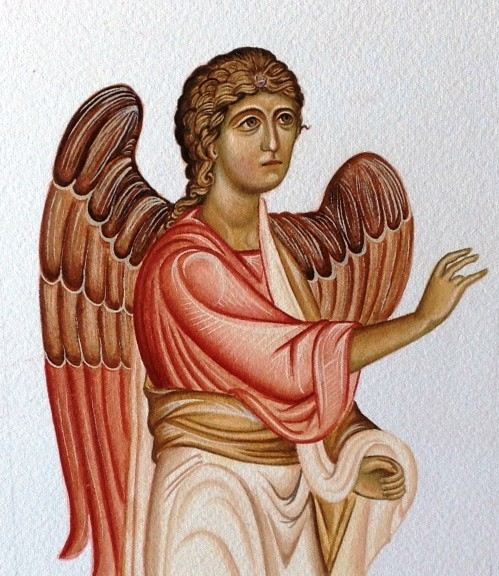 4 Angel Gabriel study