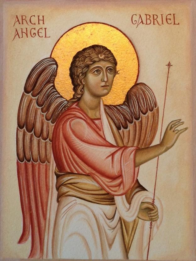9 Complete Angel Gabriel study