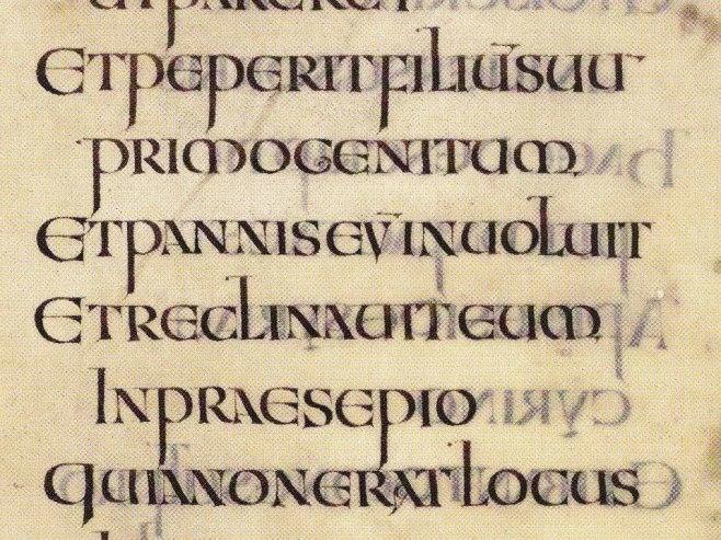 Avranches manuscript