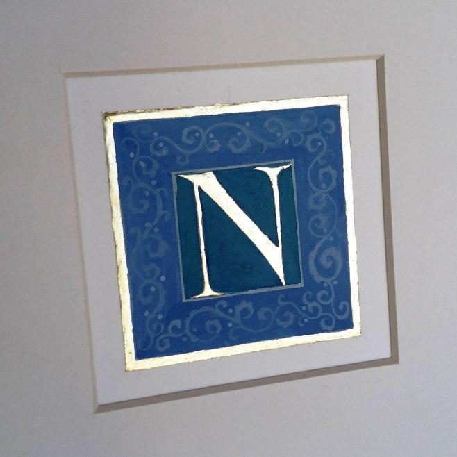 4 Letter N Bury