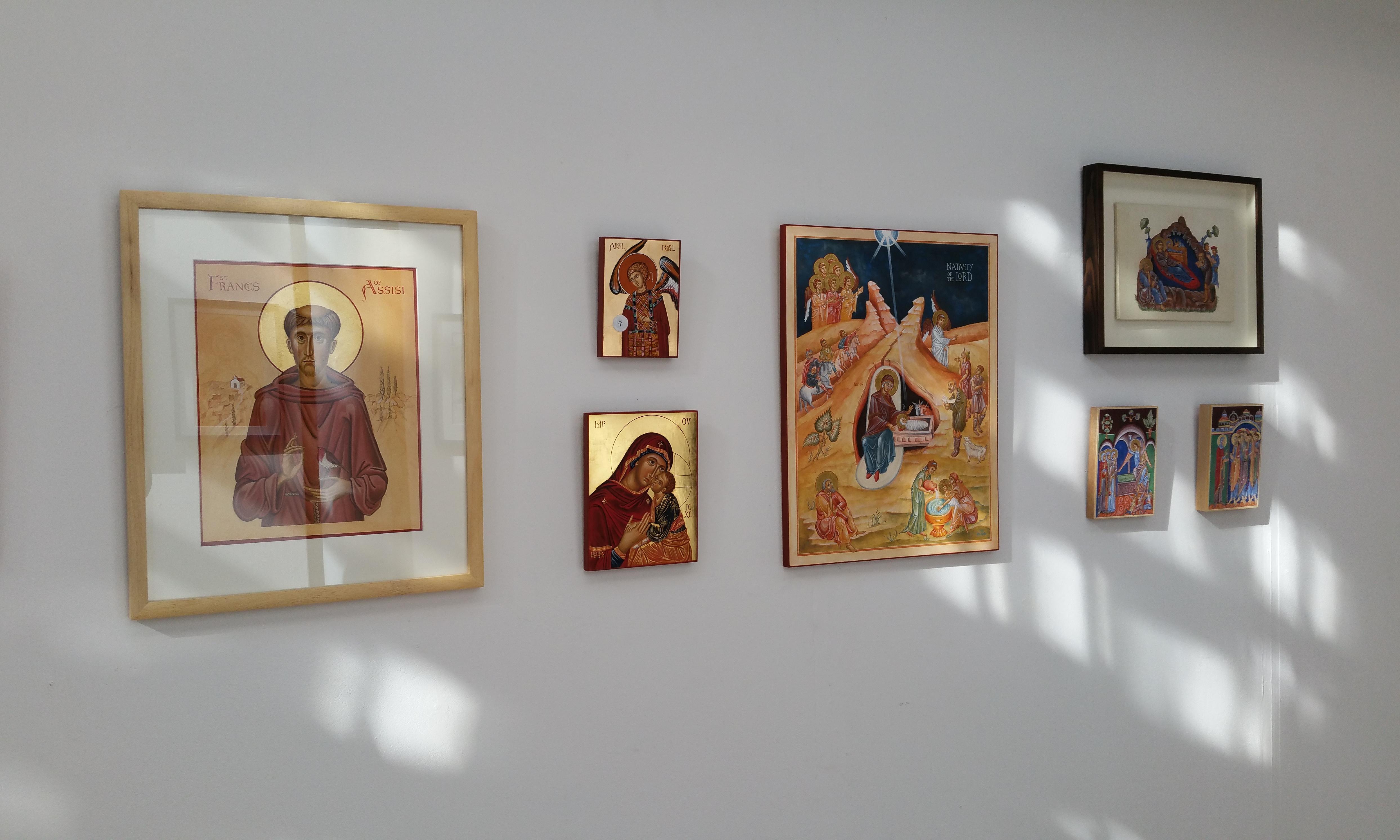 icons by Ronnie Cruwys