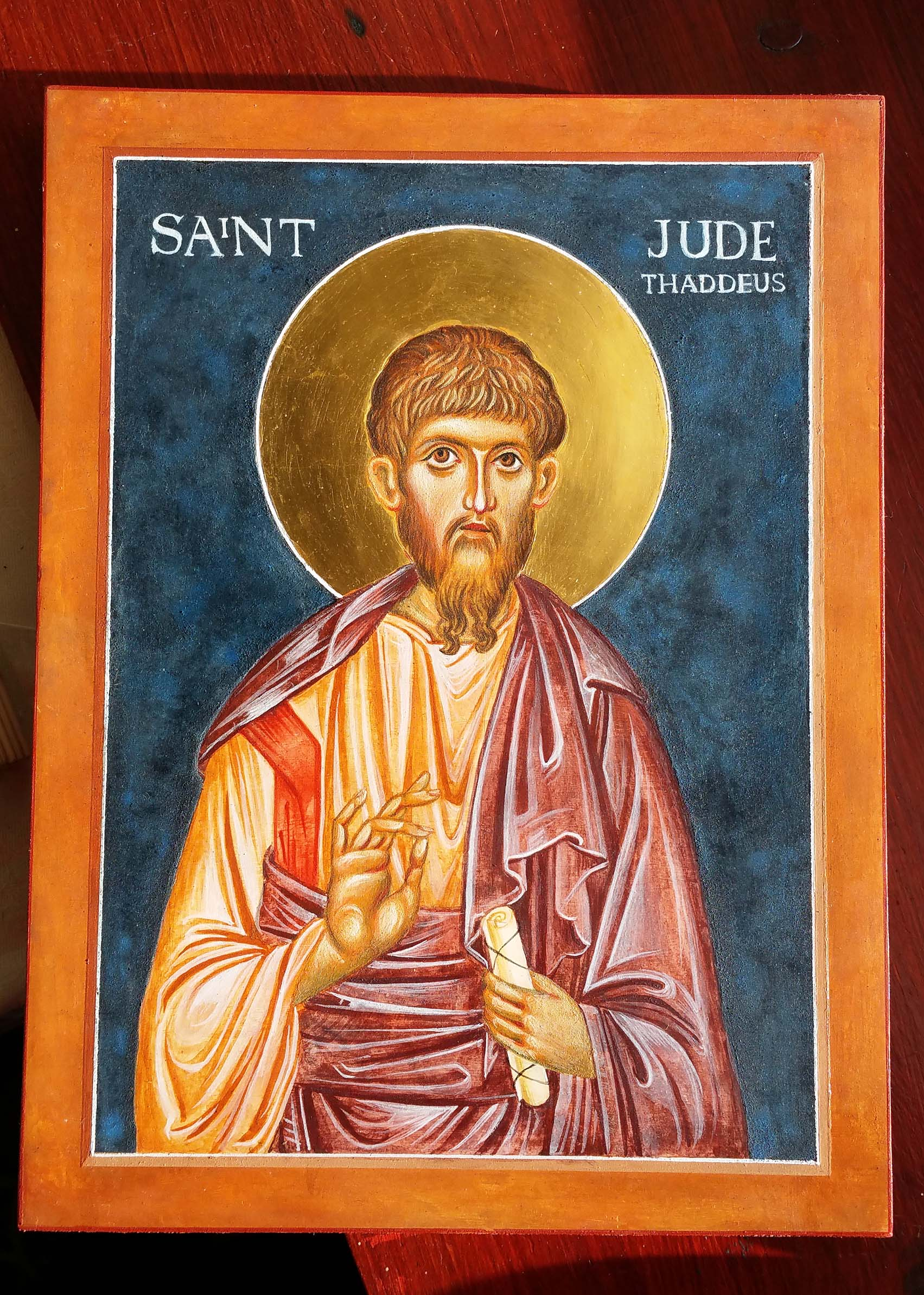 apostle of Hope icon of st Jude